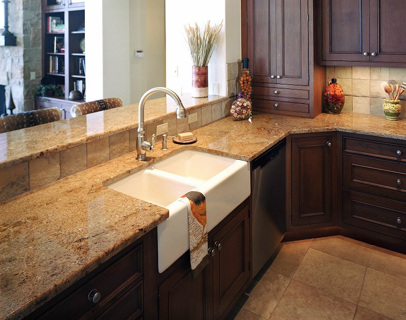 Concrete Kitchen Countertops Basics Pros And Cons